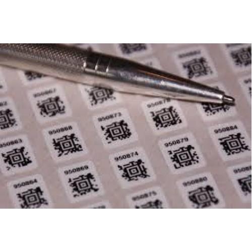 Barcode Adhesive Label Barcode Ribbon Supplier